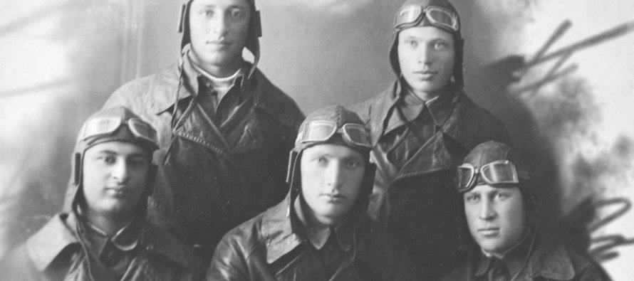 Нельсон Степанян – курсант и инструктор Батайской лётной школ