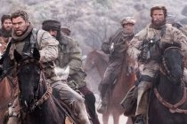 Солдаты посетят премьеру фильма «Кавалерия» (12 Strong)