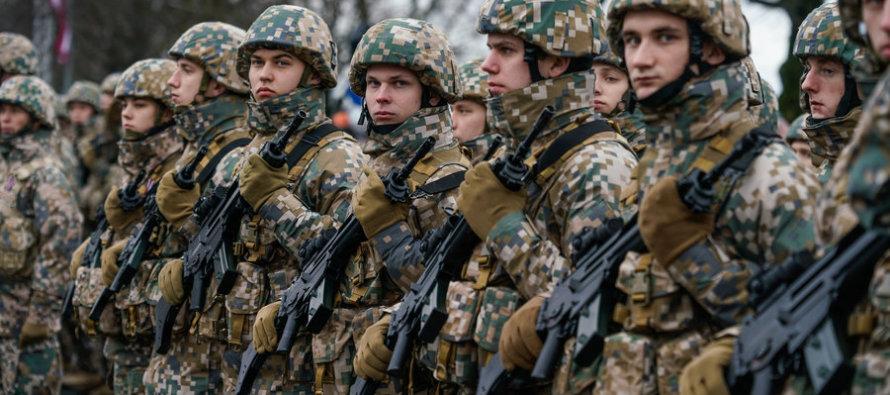 Восстановление батальонов Рижской бригады Земессардзе