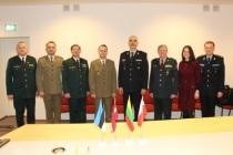 Встреча школ погранохраны Балтийских стран и Польши