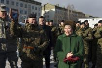 В Литве отметили первую годовщину присутствия батальона НАТО