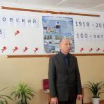 Дмитриевцев В.В. на митинге 100-летие П.В.Летуновского