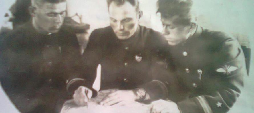 Герою Советского Союза Петру Летуновскому — 100 лет