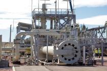 «Северный поток» доставил в 2017 году 51 млрд кубов газа
