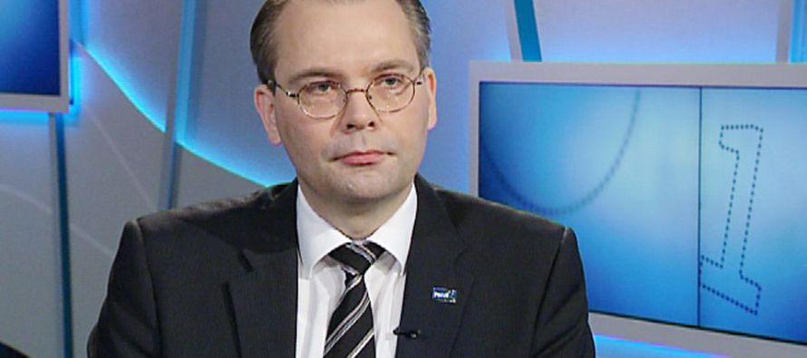 Визит министра обороны Финляндии в Латвию