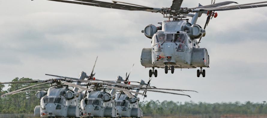 Приобретение тяжёлых транспортных вертолётов для ВВС Германии