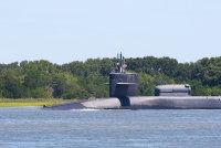 Подводная лодка ВМФ США принимает на службу женщин