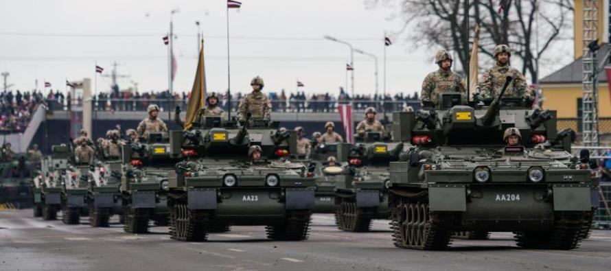 Планы закупок в латвийской оборонной отрасли на 2018 год