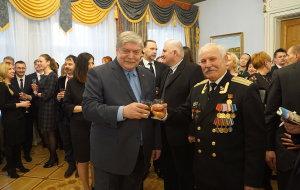 100 лет РККА в Риге