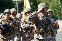 Визит командующего в 3-ю латгальскую бригаду (ЗС)