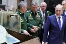Военный экспорт растёт после применения оружия в Сирии