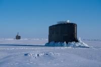 Арктическое упражнение Ice Exercise 2018 продолжается