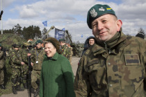 Зам Генсека НАТО Роуз Гетемюллер нанесла визит в Польшу