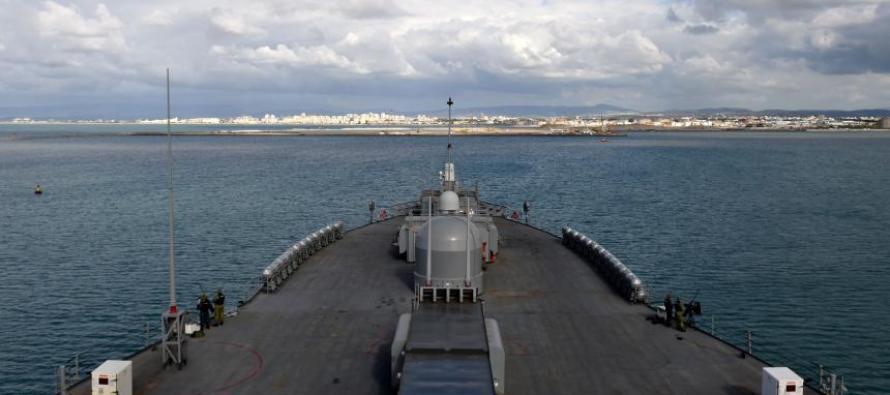 Mount Whitney (LCC 20) из состава 6-го флота США вышел из Хайфы