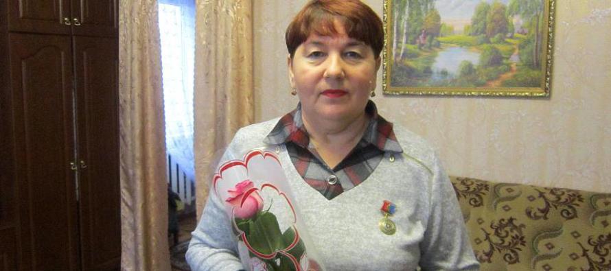 Награда «За верность педагогической профессии»