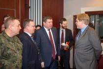 Эксперты обсуждают роль и значение «Сувалкинского коридора»
