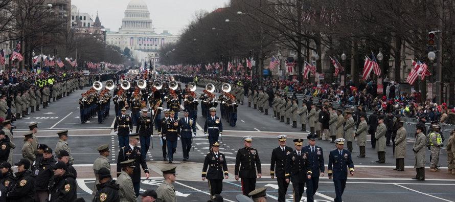 В военном параде Трампа танков не будет