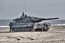 Финляндия получает танки «Леопард»