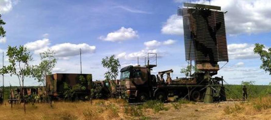 Вооружённые силы получили радиолокатор «TPS-77 MRR»