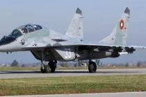 Россия поддержит болгарские истребители МиГ-29