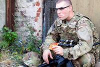 Солдаты США получат пиццу, которая может храниться три года