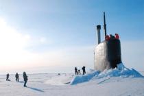 ВМФ США начали подлёдные учения у берегов Аляски