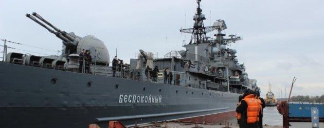 Эсминец «Беспокойный» будет превращён в музей