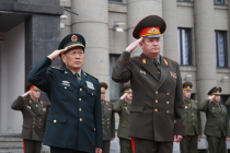 Визит министра обороны КНР в Беларусь