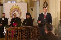 Капелланской службе латвийских НВС — 25 лет
