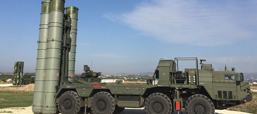 Комплекс С-400 будут производить вместе с Турцией