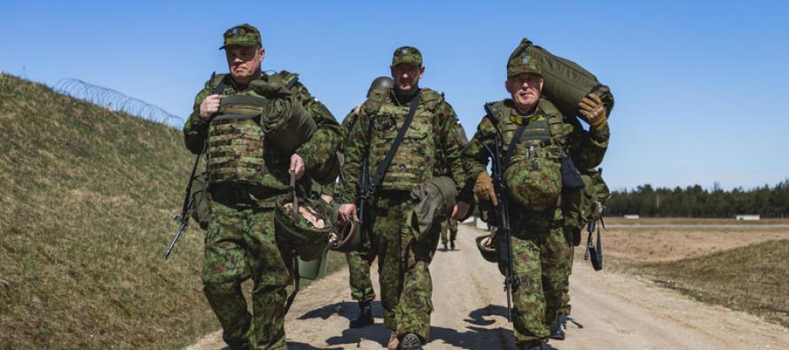 В Эстонии проходят учения Siil 2018