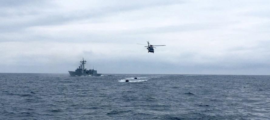 Румыния принимает главные учения НАТО в Чёрном море