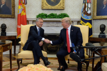 Генсек НАТО и Трамп обсудят подготовку к саммиту в июле
