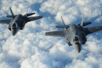 Lockheed Martin F-35 впервые участвовал в бою