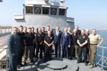 Визит министра и руководства погранохраны в Испанию