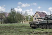 Латвия участвует в военных учениях в Великобритании