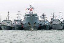 40 кораблей НАТО участвуют в маневрах в Балтийском море
