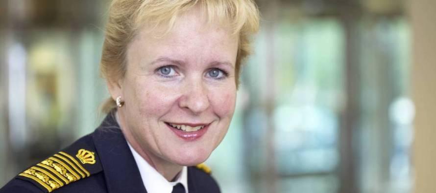 Новый Генеральный директор Береговой охраны Швеции