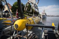 Корабли НАТО побывали в Вентспилсе
