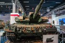 Первый танк Leopard 2PL будет доставлен в Польшу