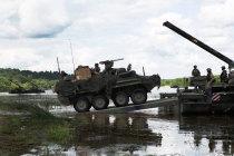 Учения НАТО Saber Strike 2018 завершились в Польше