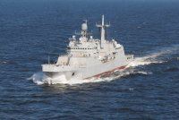 БДК «Иван Грен» примут в состав ВМФ до конца июня