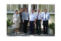 Заседание группы сотрудничества по охране госграницы