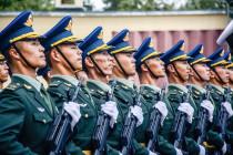 Белорусы с китайцами в едином строю