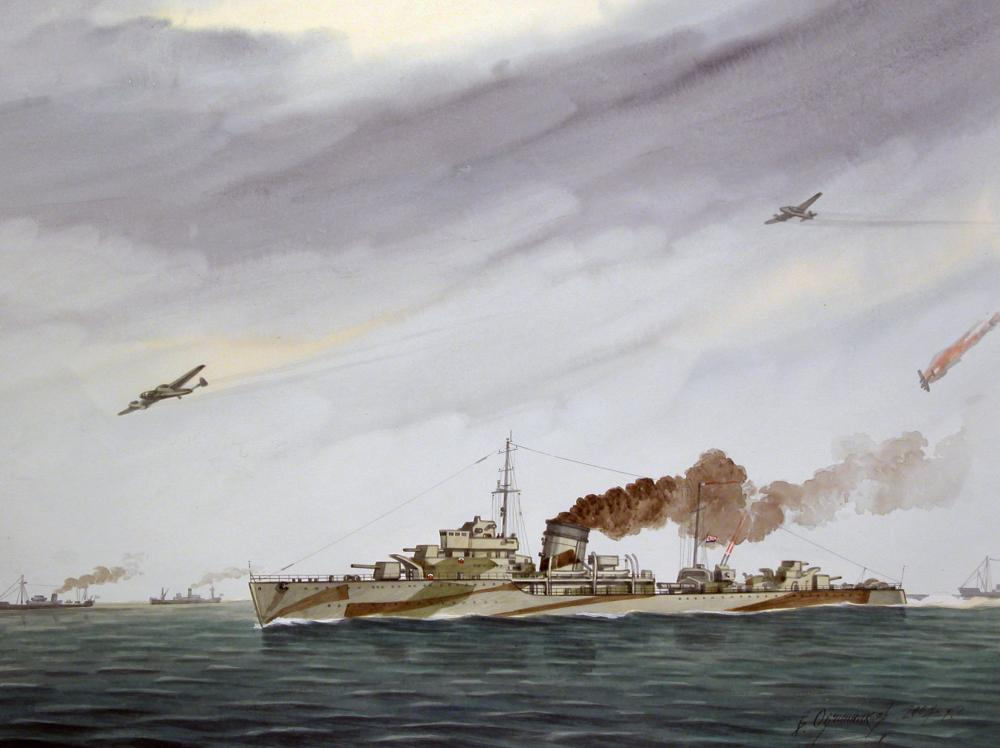 Последний юнга Северного флота