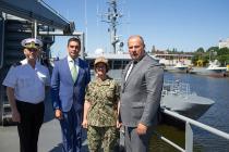 Командир морской компоненты НАТО
