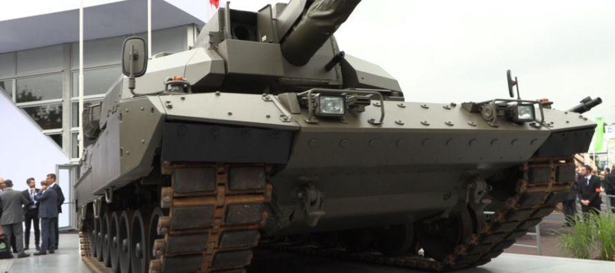 Немцы и французы разрабатывают общий танк