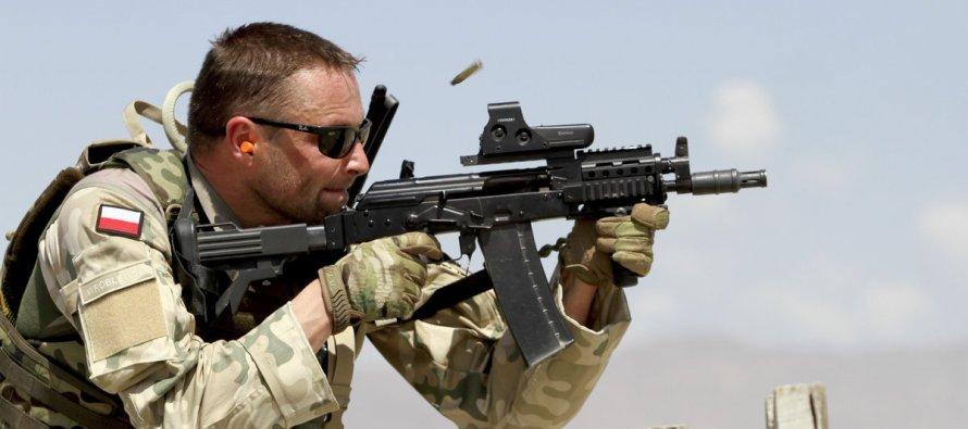 Польские вооружённые силы получили винтовки Beryl