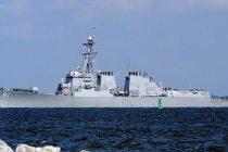 Эсминец USS Winston S. Churchill прибыл в Таллин