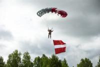Поддержка военно-воздушного и военно-морского присутствия